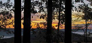 Sunrise at round cove